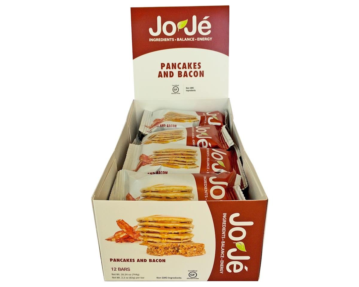 Joje Bar Pancakes and bacon bar - 62g 12/box