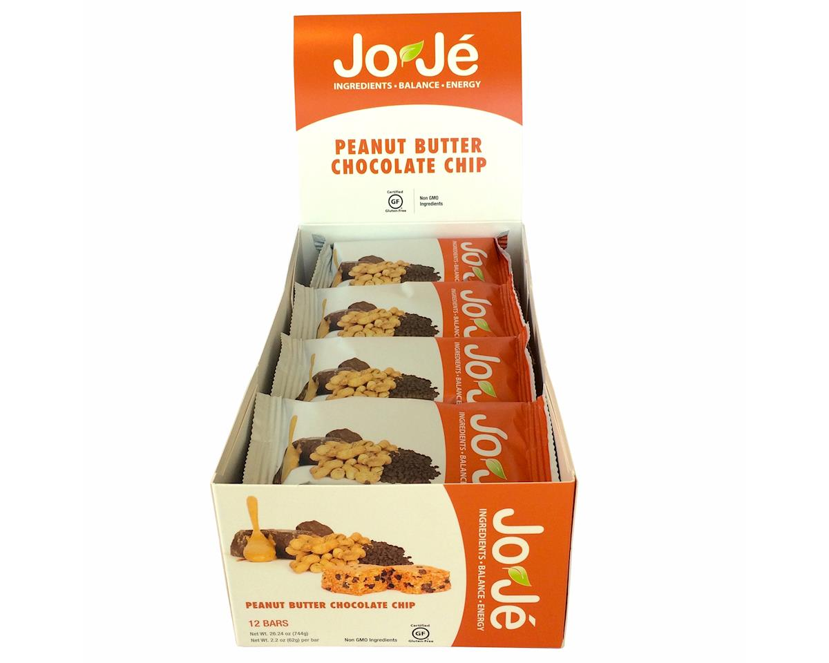 Joje Bar Peanut butter chcolate chip bar - 62g 12/box