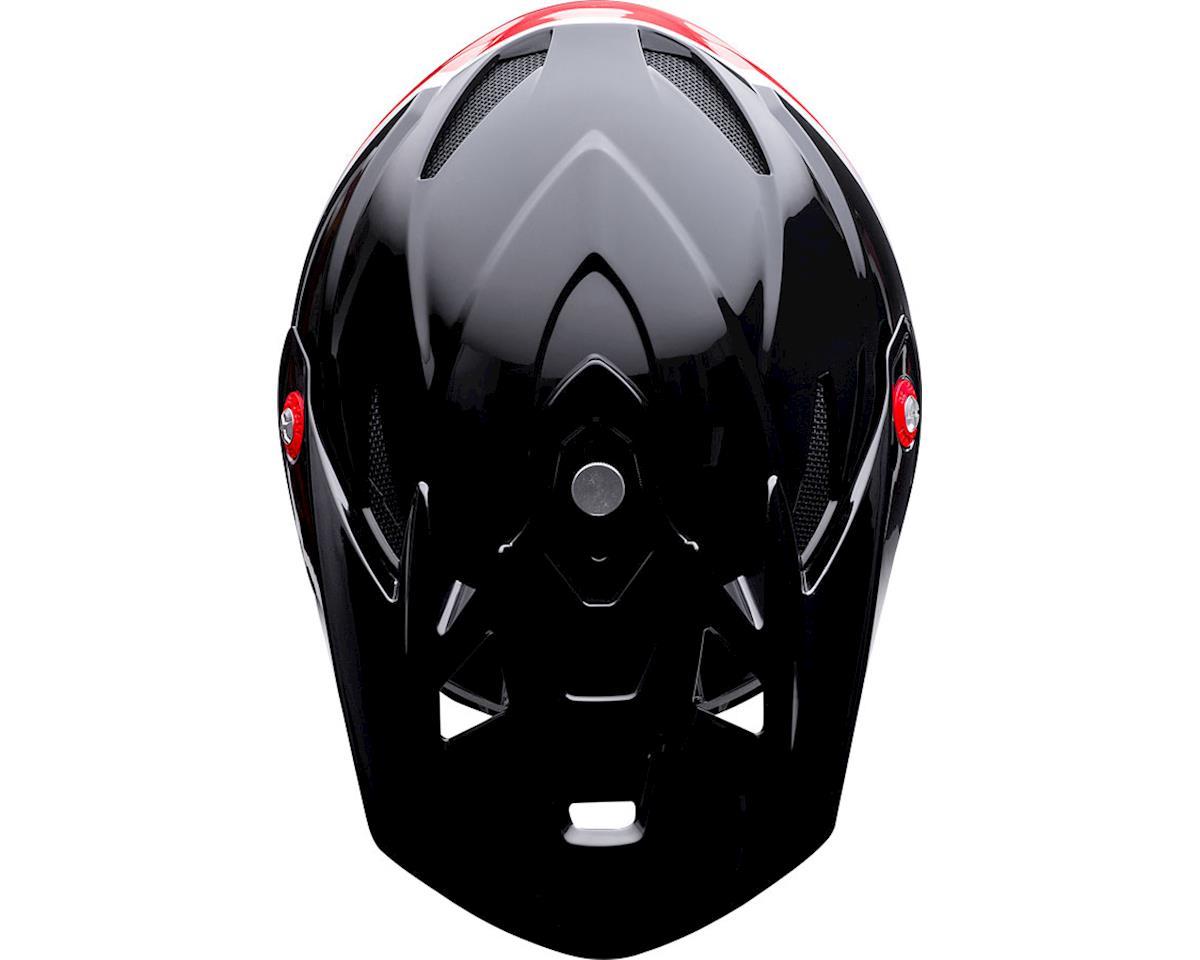 Image 3 for Kali Zoka Helmet (Gloss Red/White/Blue) (M)