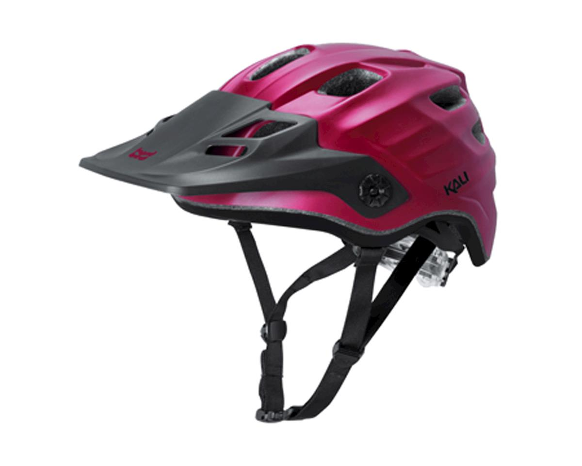 Kali Maya Helmet (Matte Bordeaux/Black) (S/M)