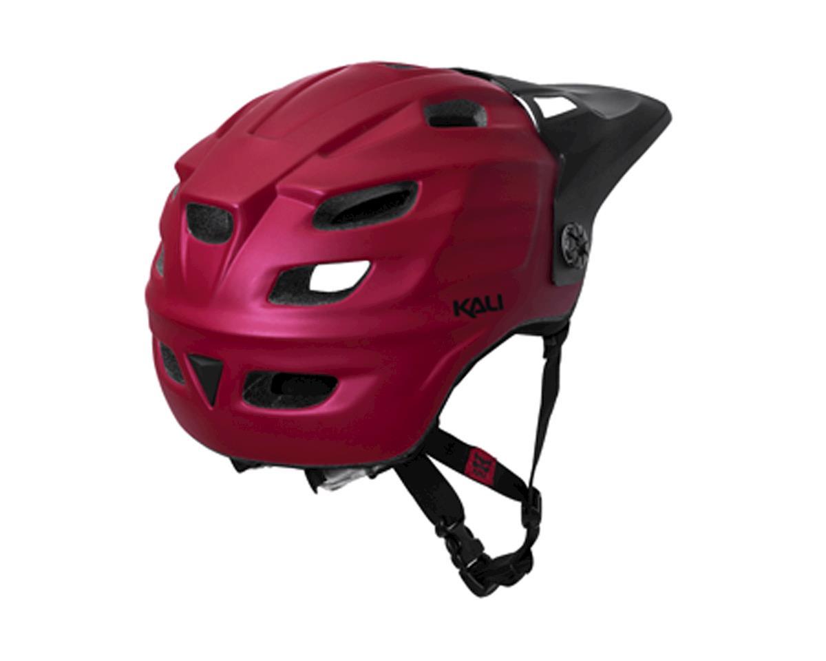 Kali Maya Helmet (Matte Bordeaux/Black) (L/XL)