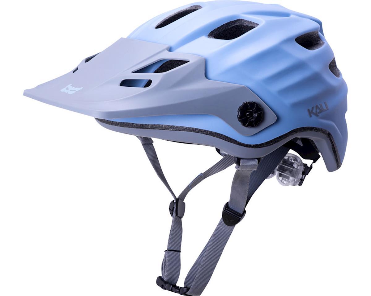 Kali Maya Helmet (Matte Ice Blue/Gray) (S/M)