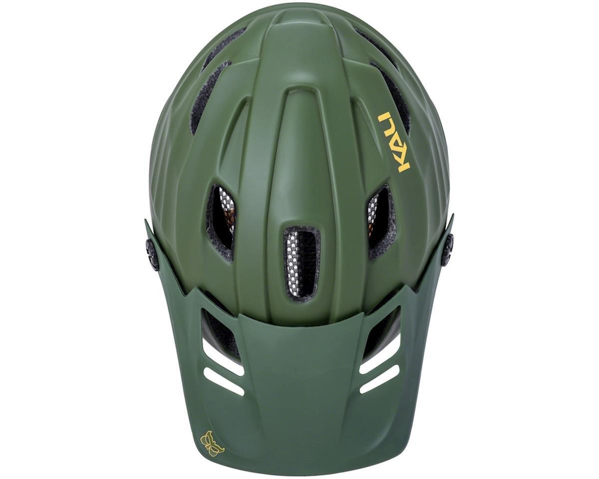 Image 2 for Kali Maya 2.0 Helmet (Matte Khaki/Yellow) (S/M)