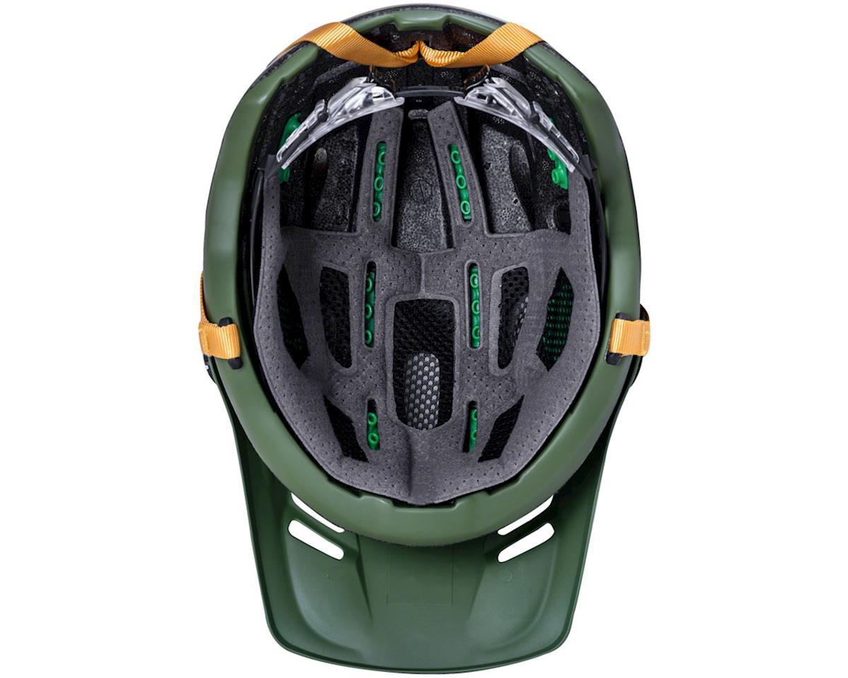 Image 4 for Kali Maya 2.0 Helmet (Matte Khaki/Yellow) (S/M)