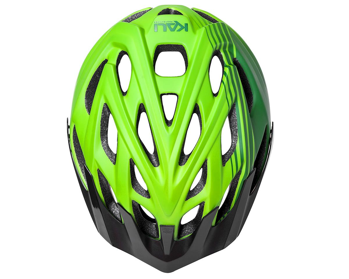 Kali Chakra Plus Helmet (Graphene Matte Green) (M/L)