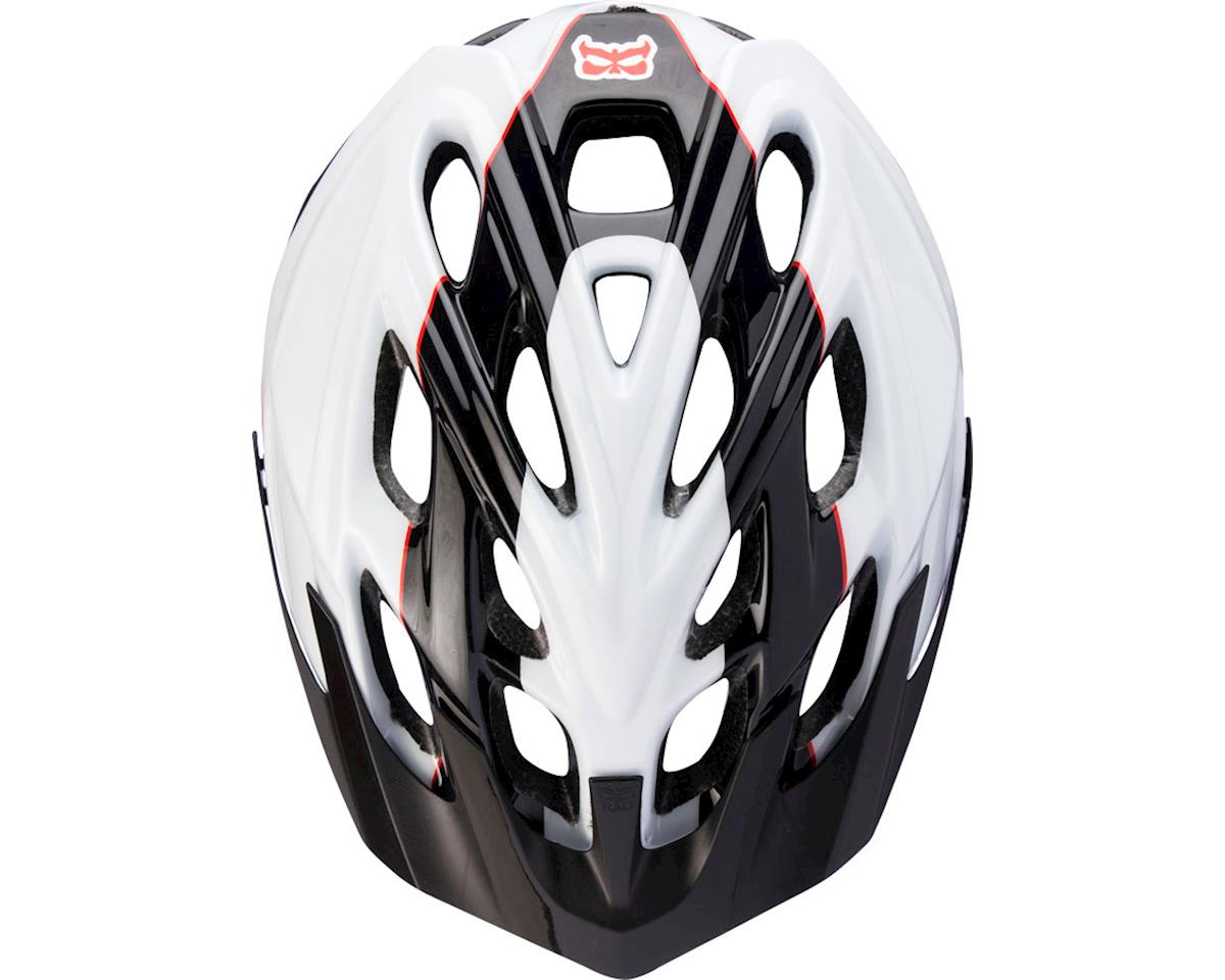 Kali Chakra Youth Helmet (Sublime Black/Red) (One Size)