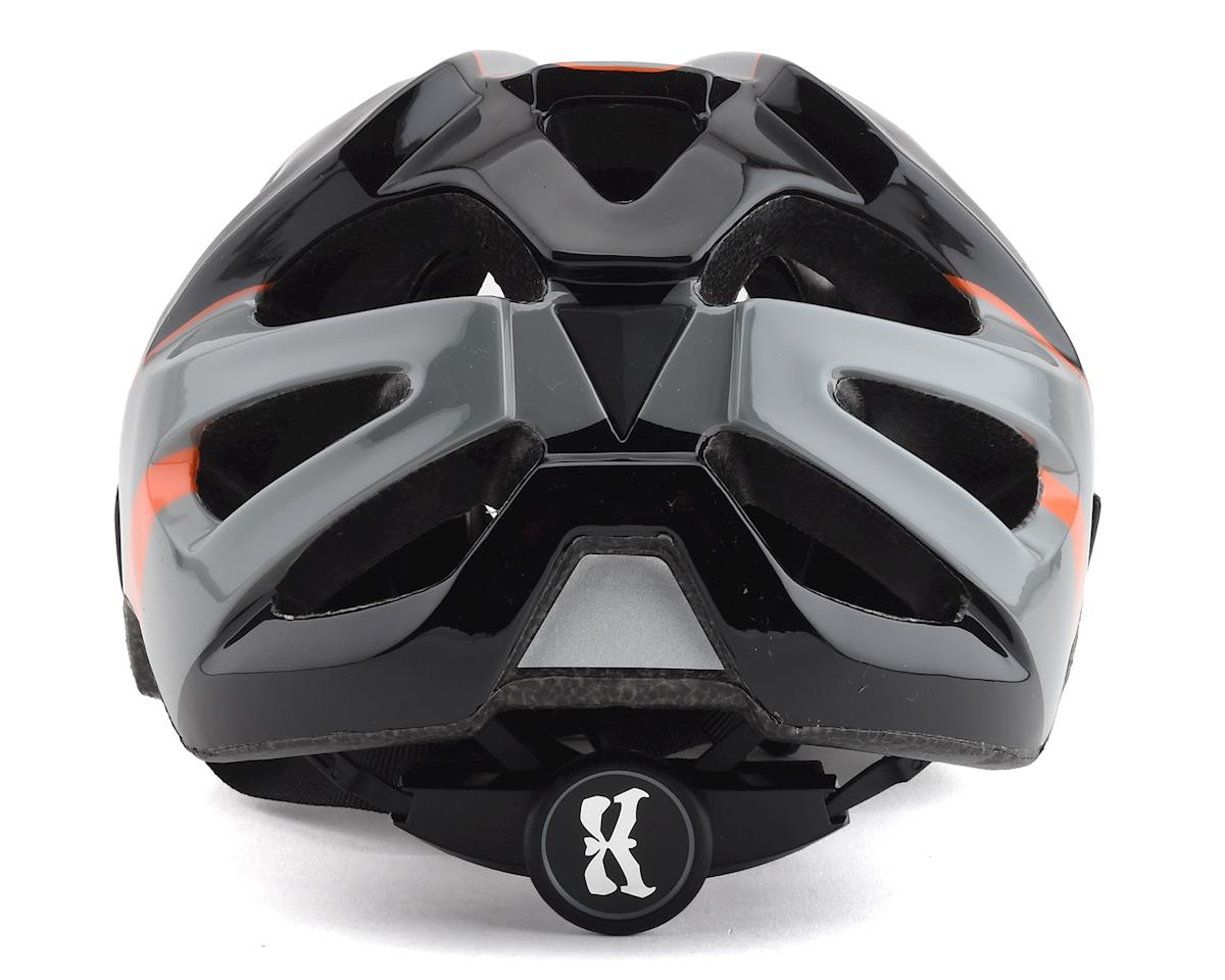 Kali Chakra Youth Helmet (Sublime Black/Orange) (One Size)