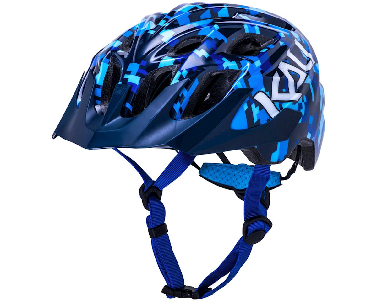 Kali Chakra Youth Helmet (Pixel Blue) (Universal Youth)