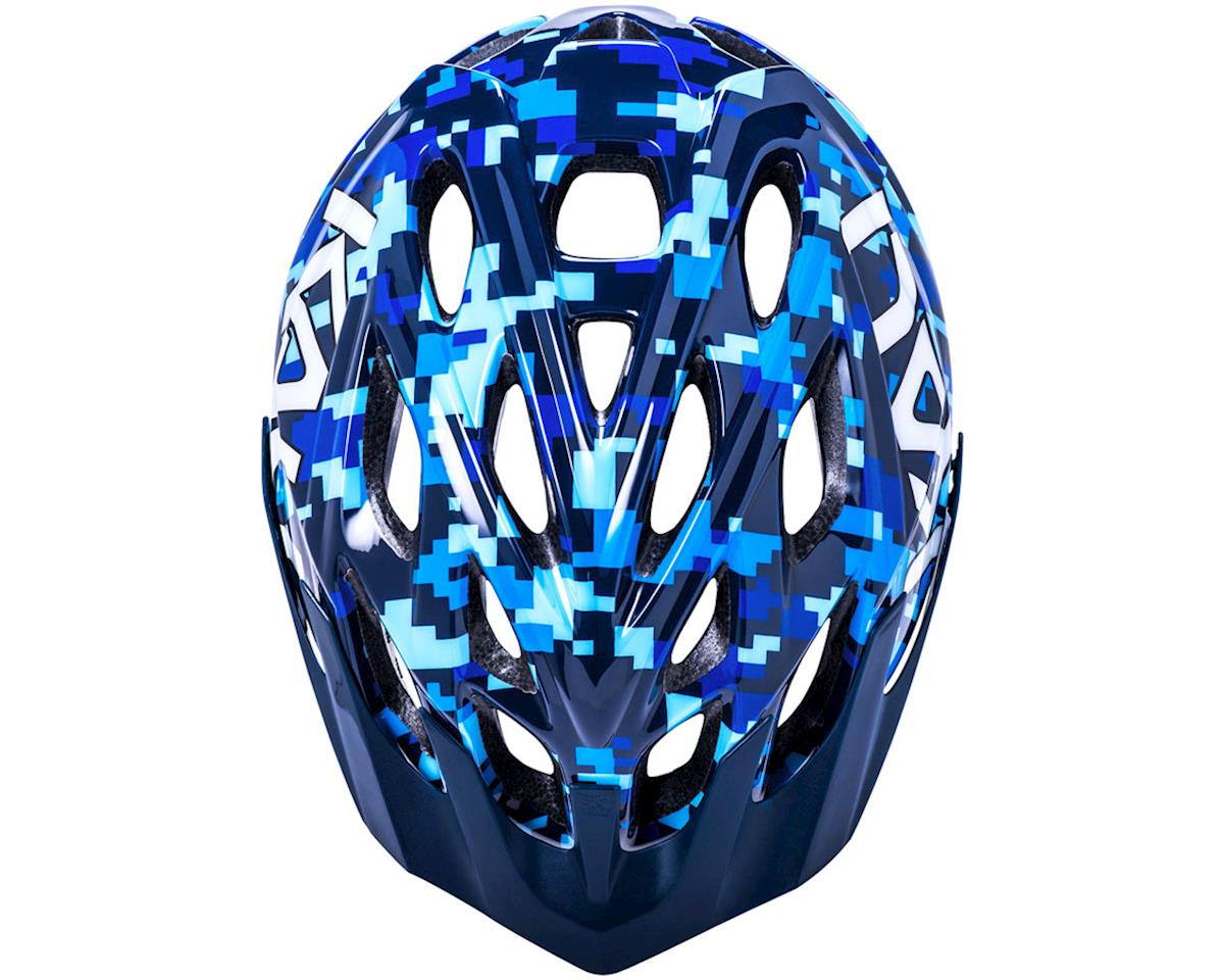 Image 2 for Kali Chakra Youth Helmet (Pixel Blue) (Universal Youth)