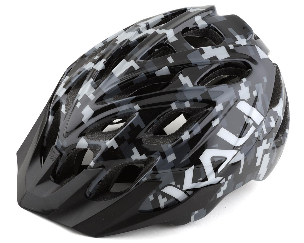 Kali Chakra Youth Helmet (Pixel Black) (Universal Youth)