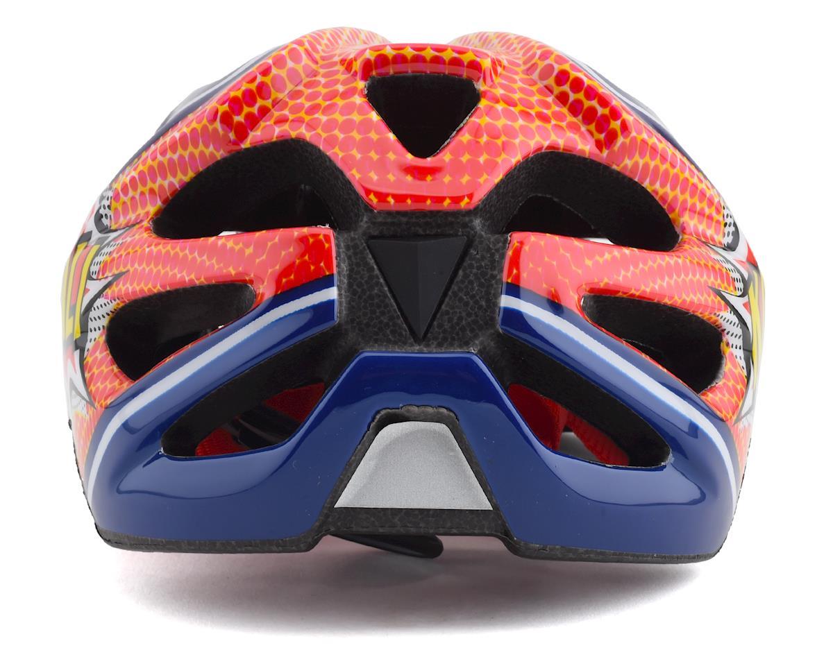 Kali Chakra Child Helmet (Pow Blue/Red) (Universal Youth)