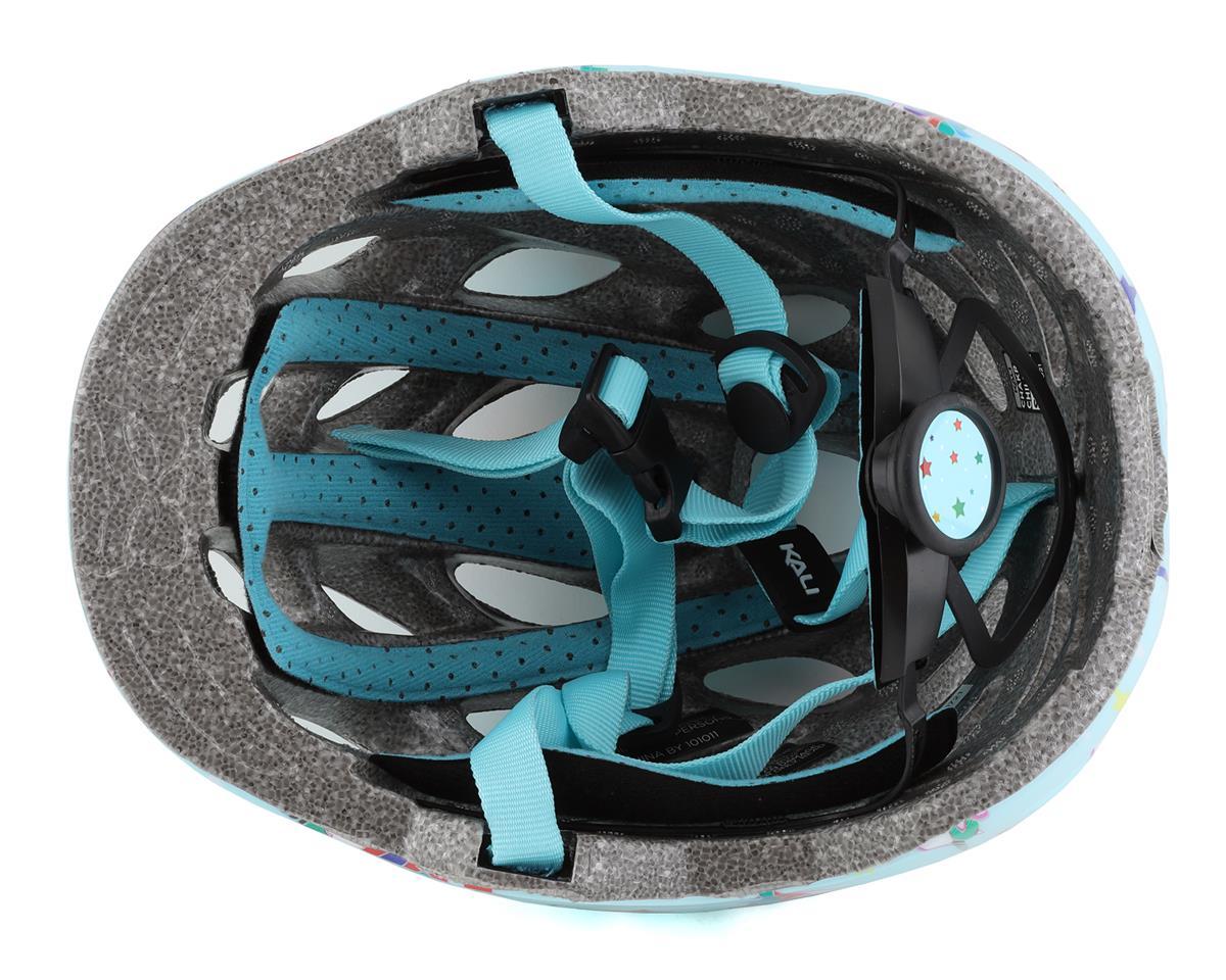 Kali Chakra Child Helmet (Unicorn Blue) (S)