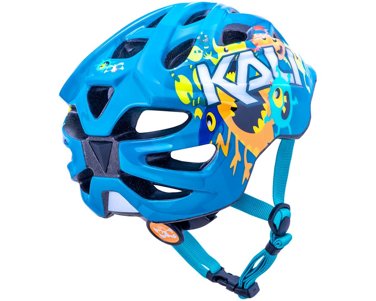 Kali Chakra Child Helmet (Monsters Blue) (S)