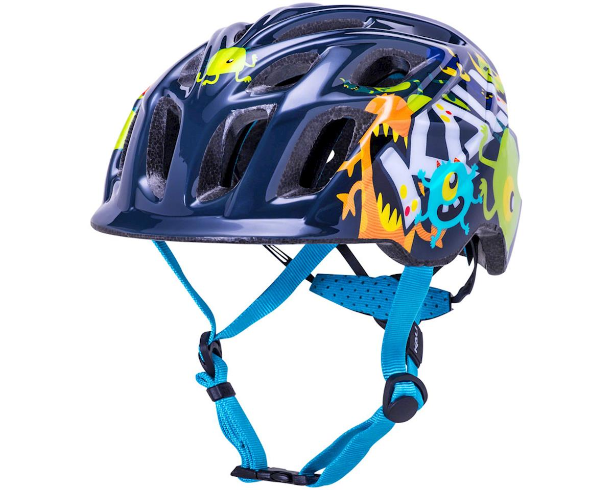 Kali Chakra Child Helmet (Monsters Black) (S)