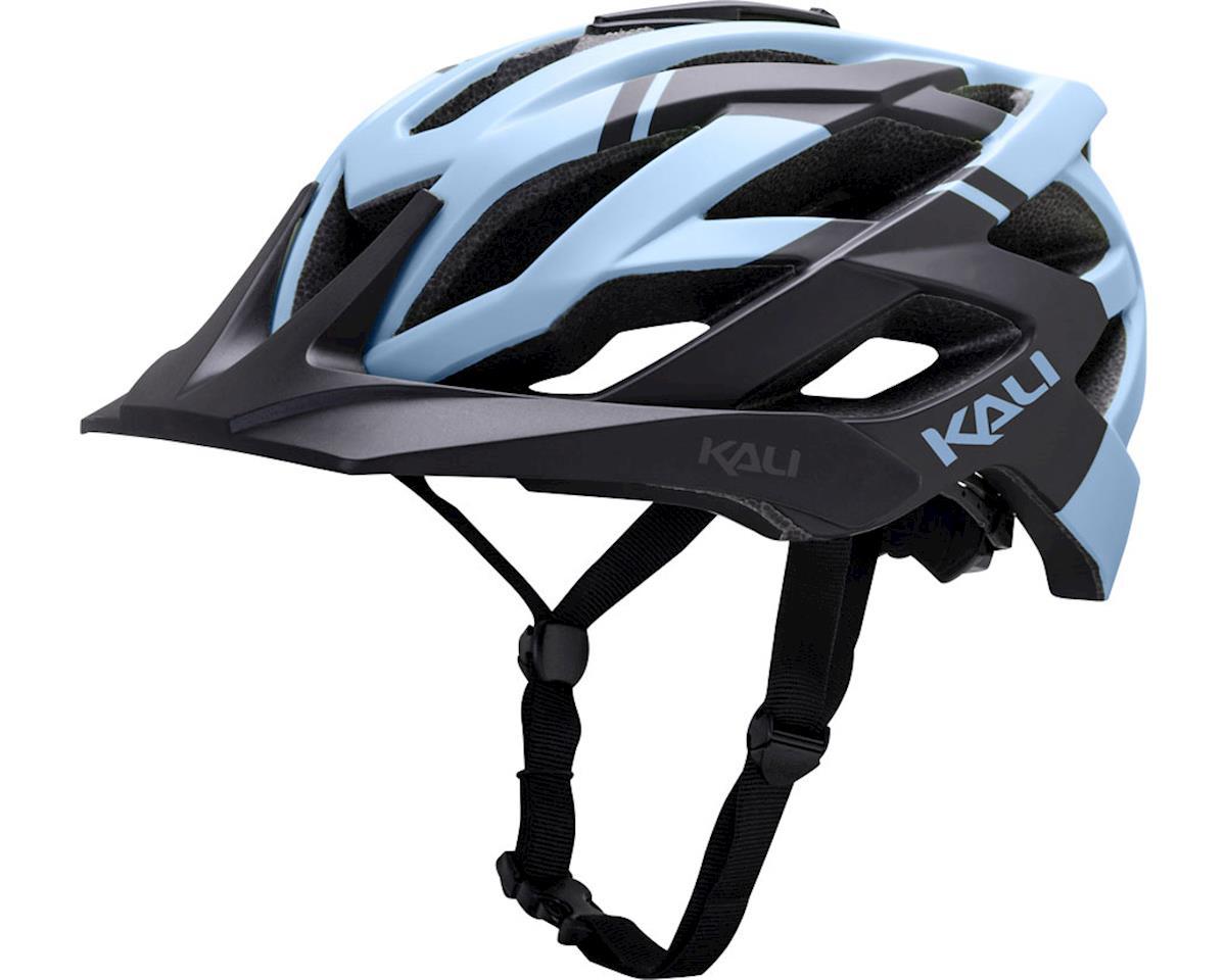Kali Lunati Helmet (Shade Matte Black/Gray) (L/XL)