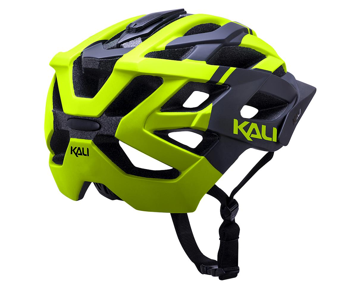 Kali Lunati Helmet (Matte Black/Yellow) (L/XL)