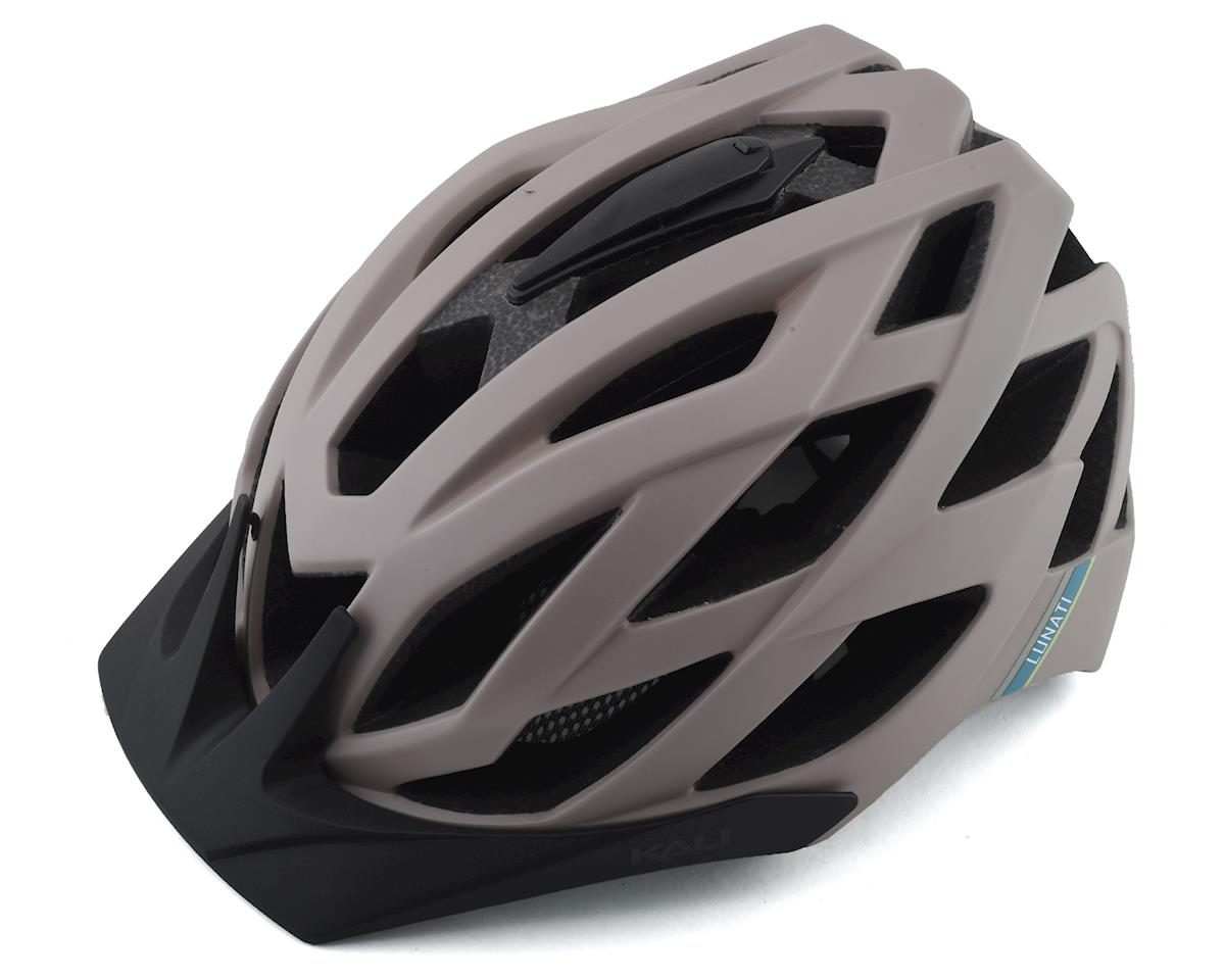 Kali Lunati Sync Helmet (Matte Gray/Teal) (S/M)