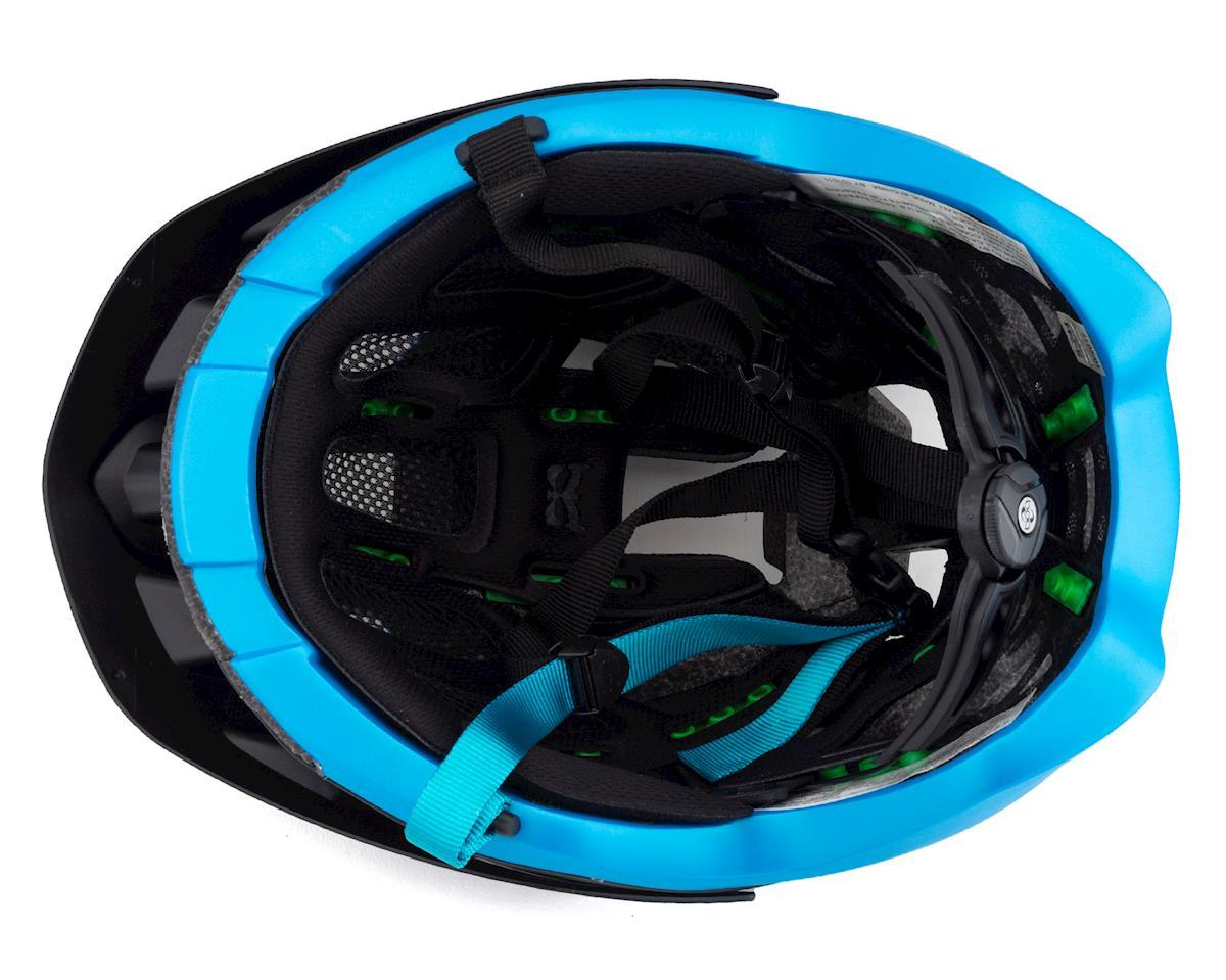 Kali Interceptor Helmet (Dual Matte Black/Blue) (L/XL)