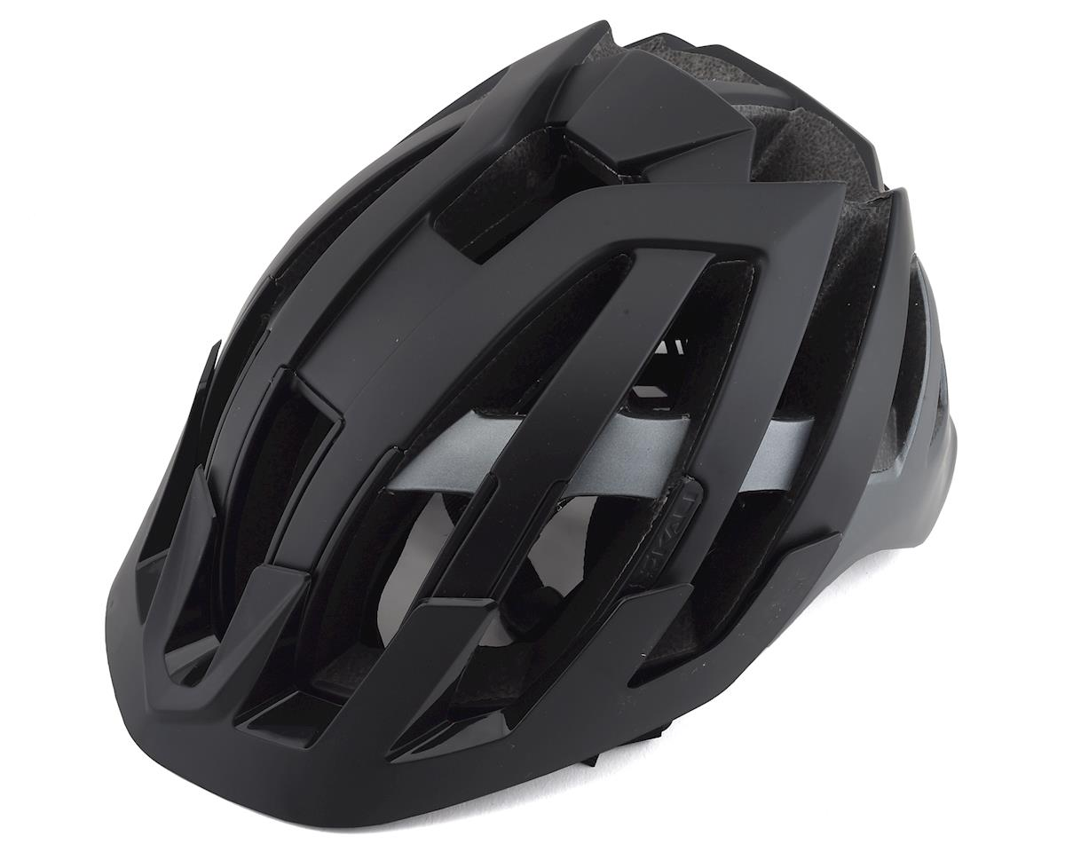 Image 1 for Kali Interceptor Helmet (Dual Matte Black/Titanium) (L/XL)