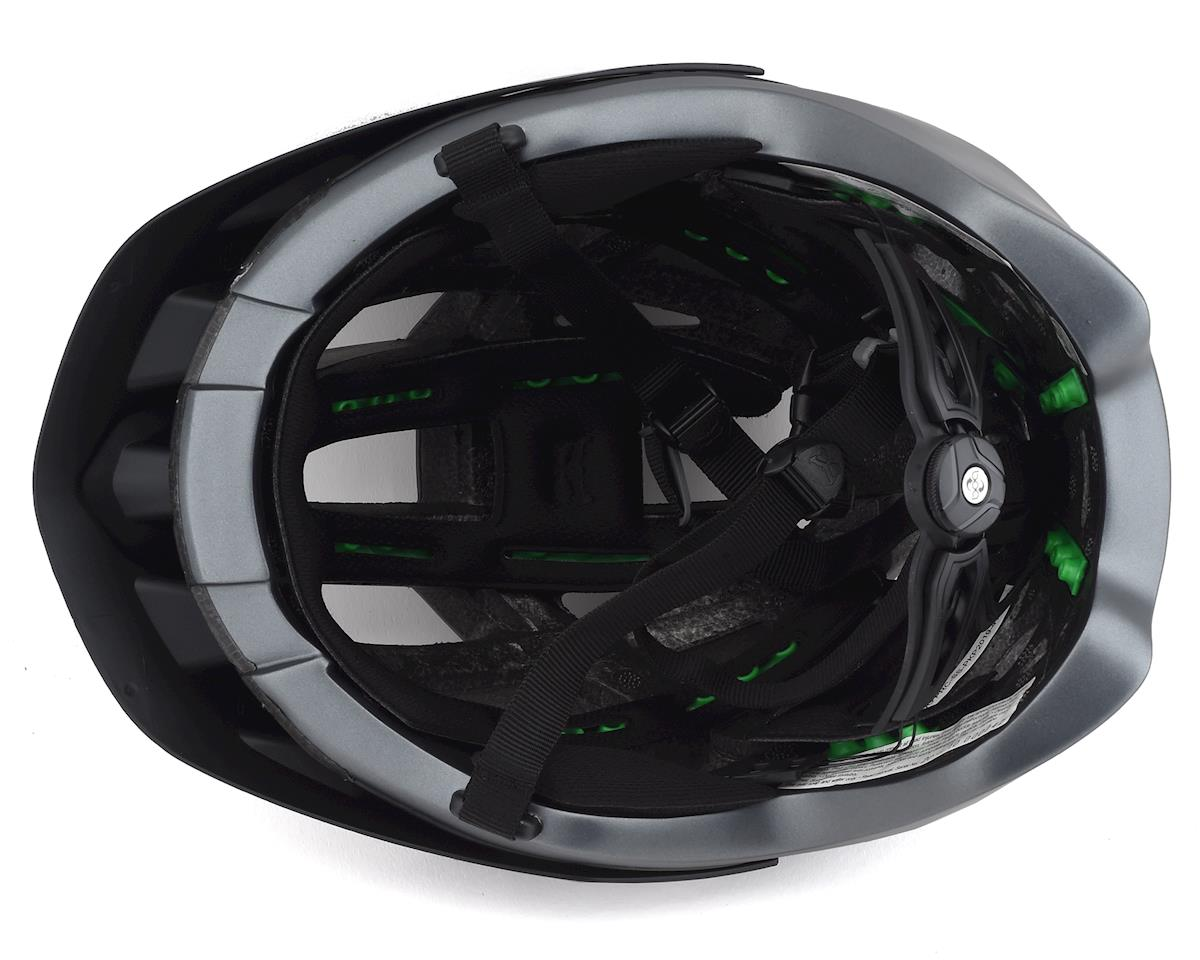 Image 3 for Kali Interceptor Helmet (Dual Matte Black/Titanium) (L/XL)