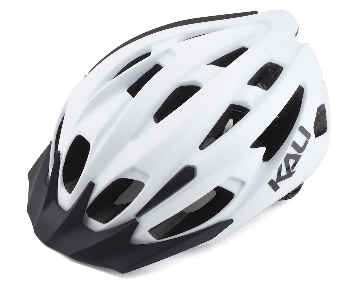 Kali Alchemy Helmet (Matte White/Black) (L/XL)