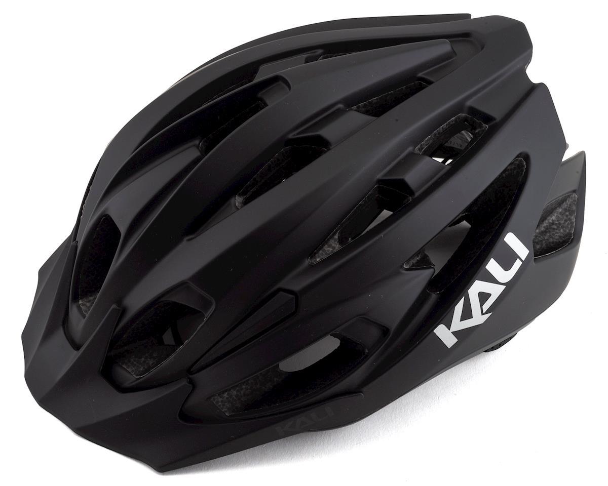 Kali Alchemy Helmet (Solid Matte Black/Gunmetal)