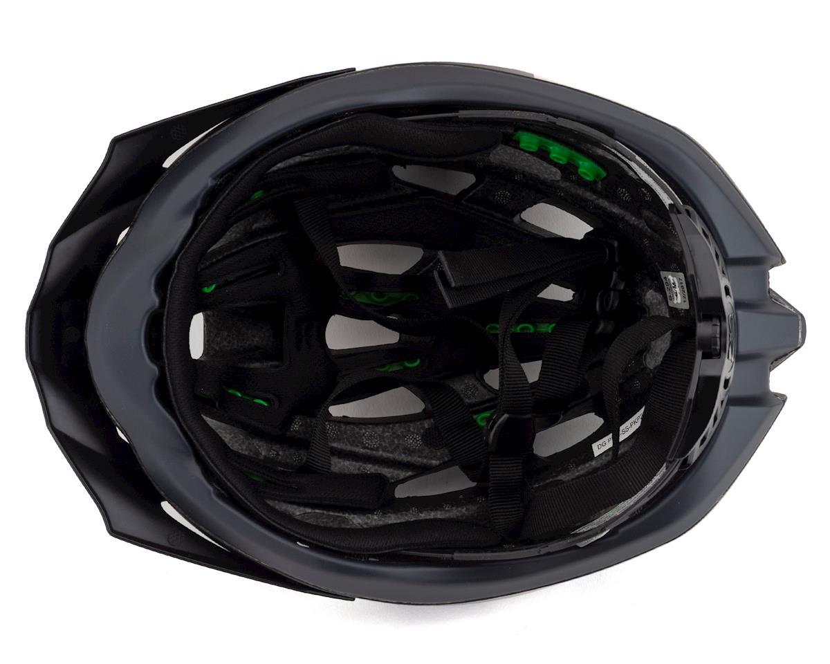 Kali Alchemy Helmet (Solid Matte Black/Gunmetal) (L/XL)