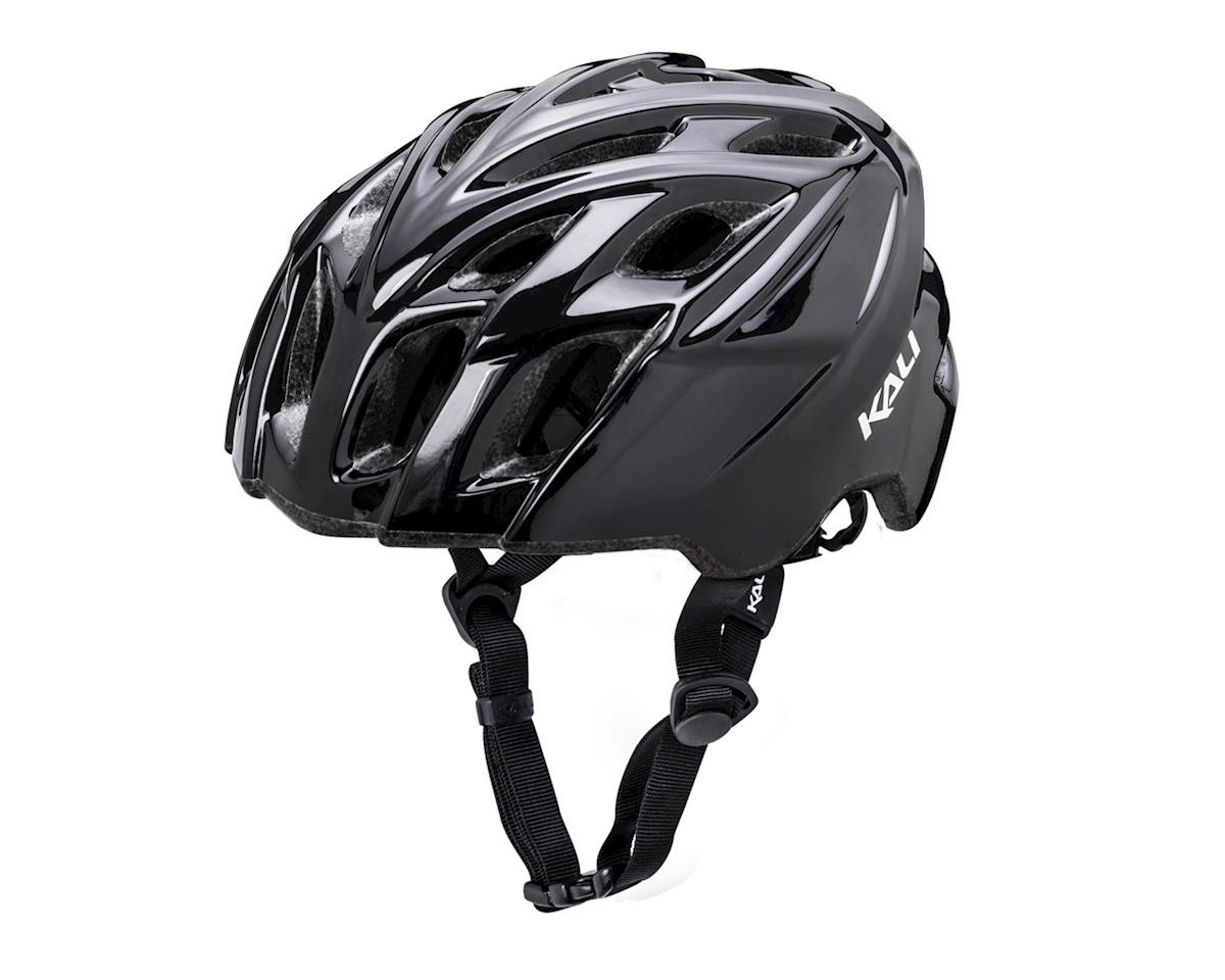 Kali Chakra Mono Helmet (Solid Gloss Black) (L/XL)