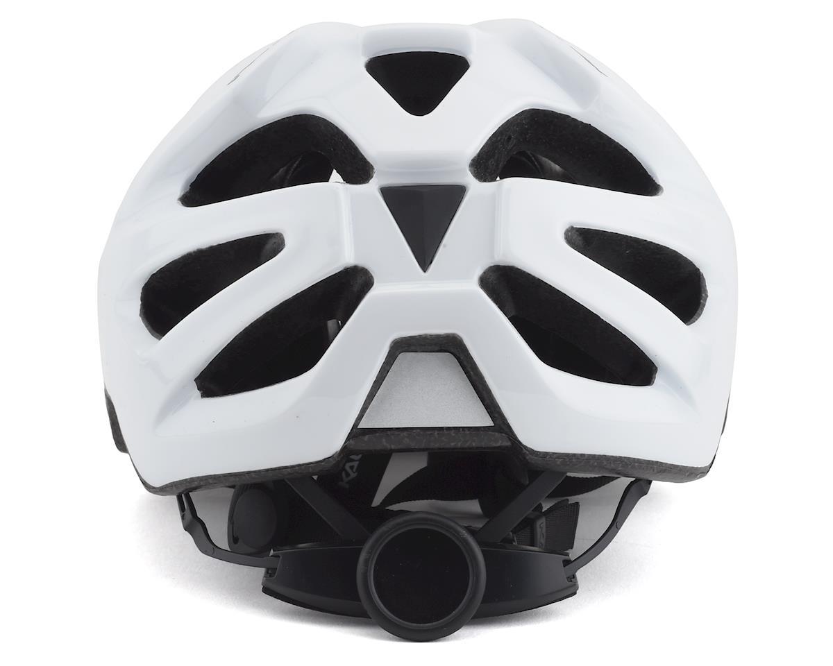 Kali Chakra Mono Helmet (Solid Gloss White) (S/M)