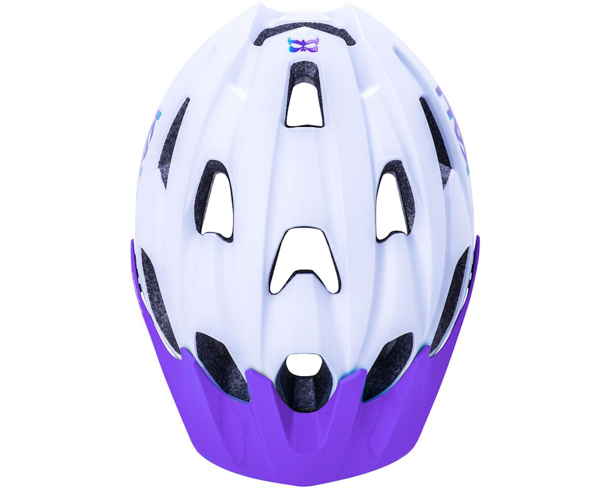 Image 2 for Kali Pace Helmet (Matte White/Blue/Purple) (L/XL)