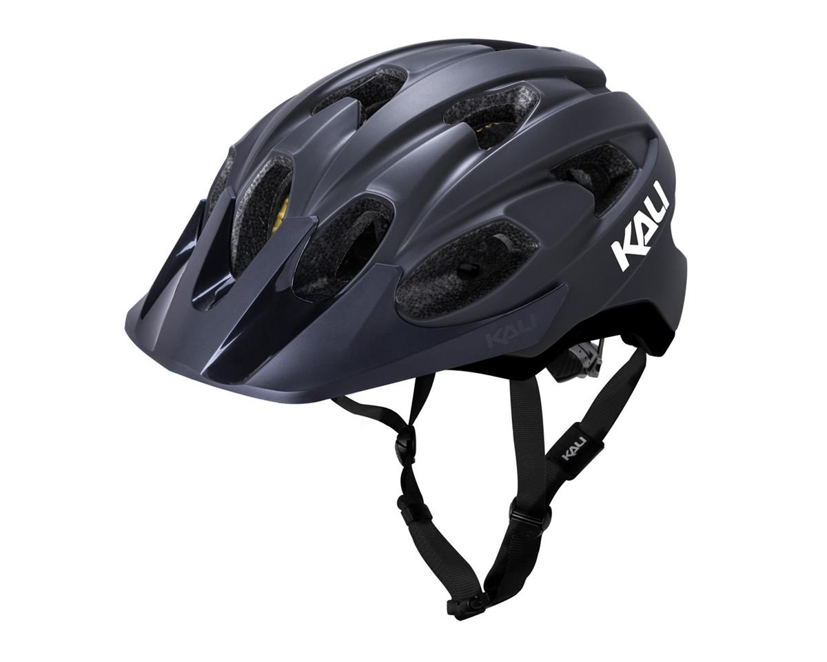 Image 1 for Kali Pace Helmet (Matte Black) (S/M)