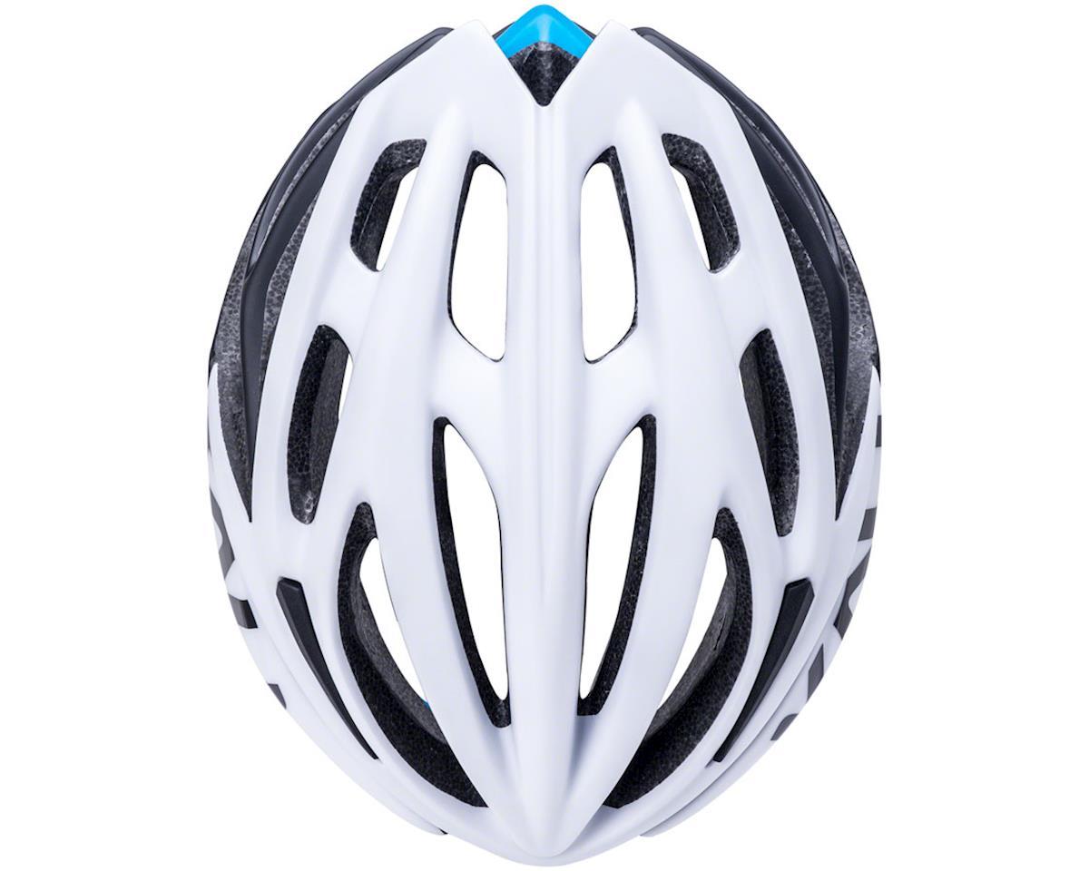 Image 2 for Kali Loka Valor Helmet (Matte White/Black/Blue) (S/M)