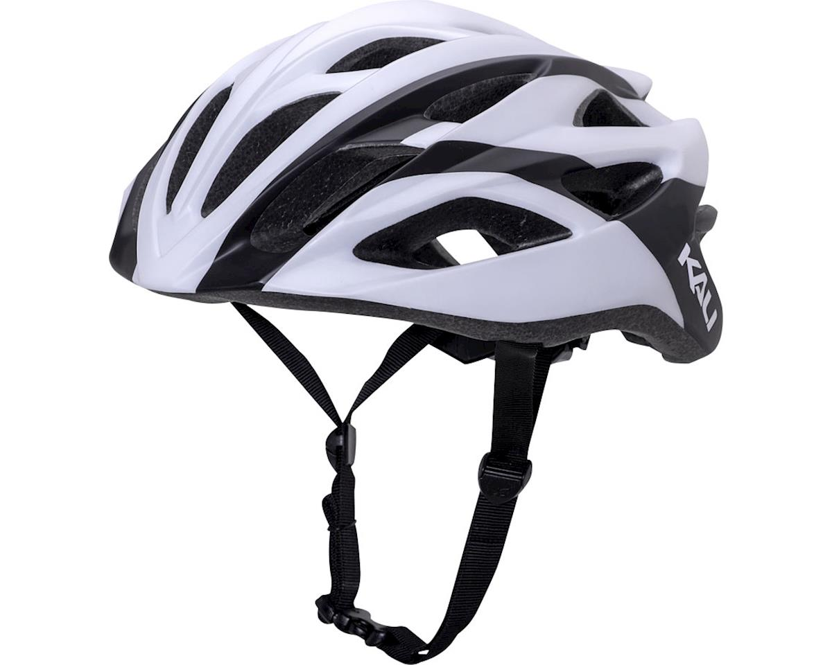 Kali Protectives Ropa Helmet (Black/White) (Small/Medium)