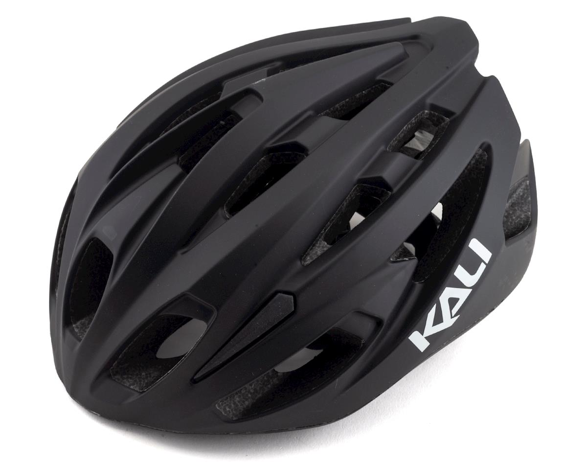 Kali Therapy Helmet (Solid Matte Black) (L/XL)