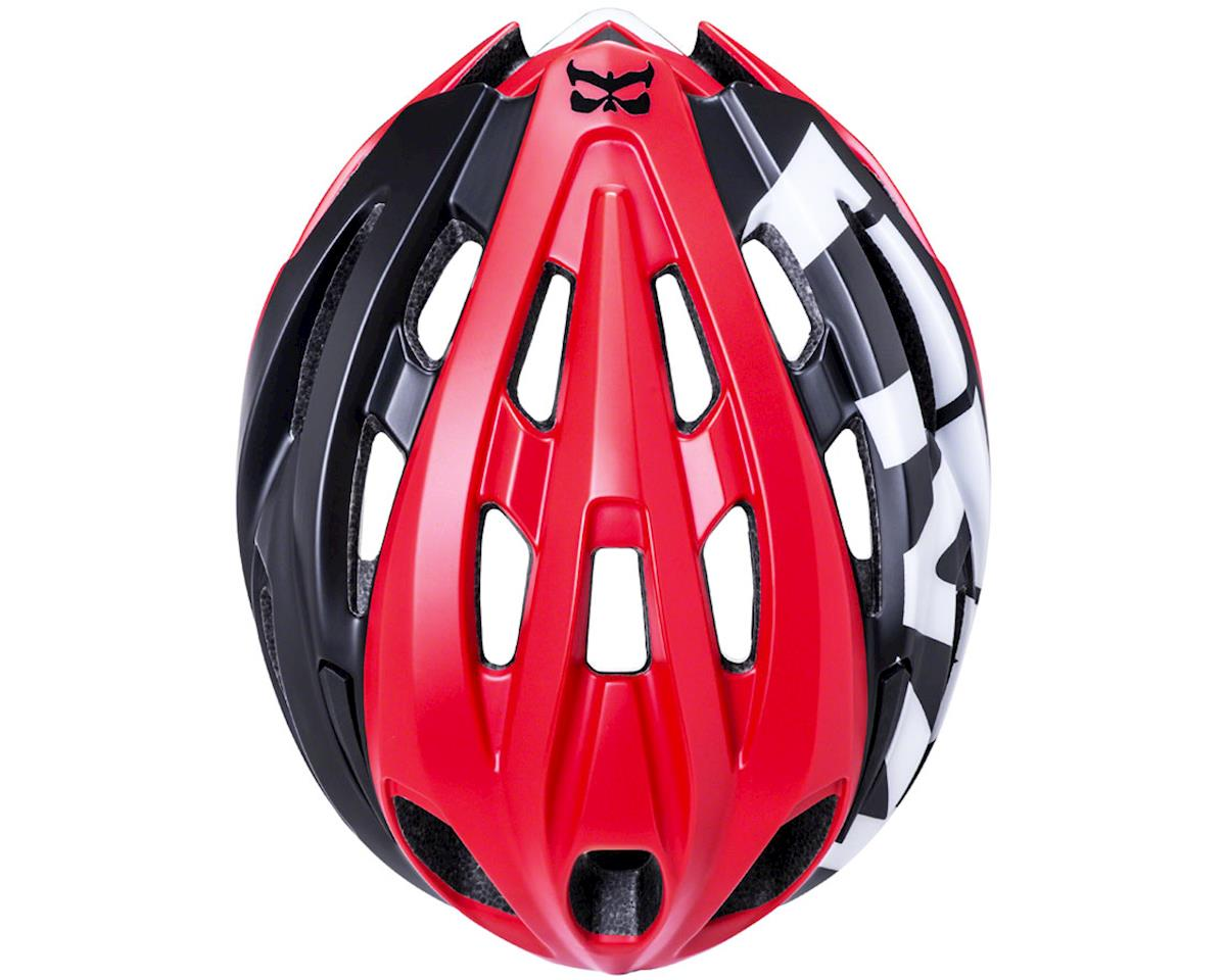 Image 3 for Kali Therapy Helmet (Century Matte Red/Black) (L/XL)