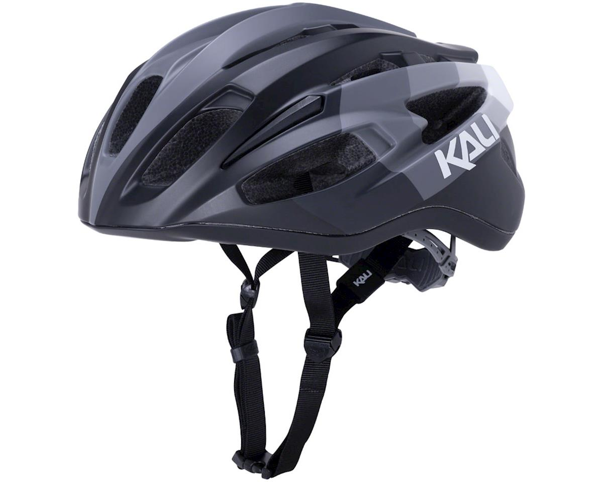 Kali Therapy Bolt Helmet (Matte Black/Gray) (L/XL)