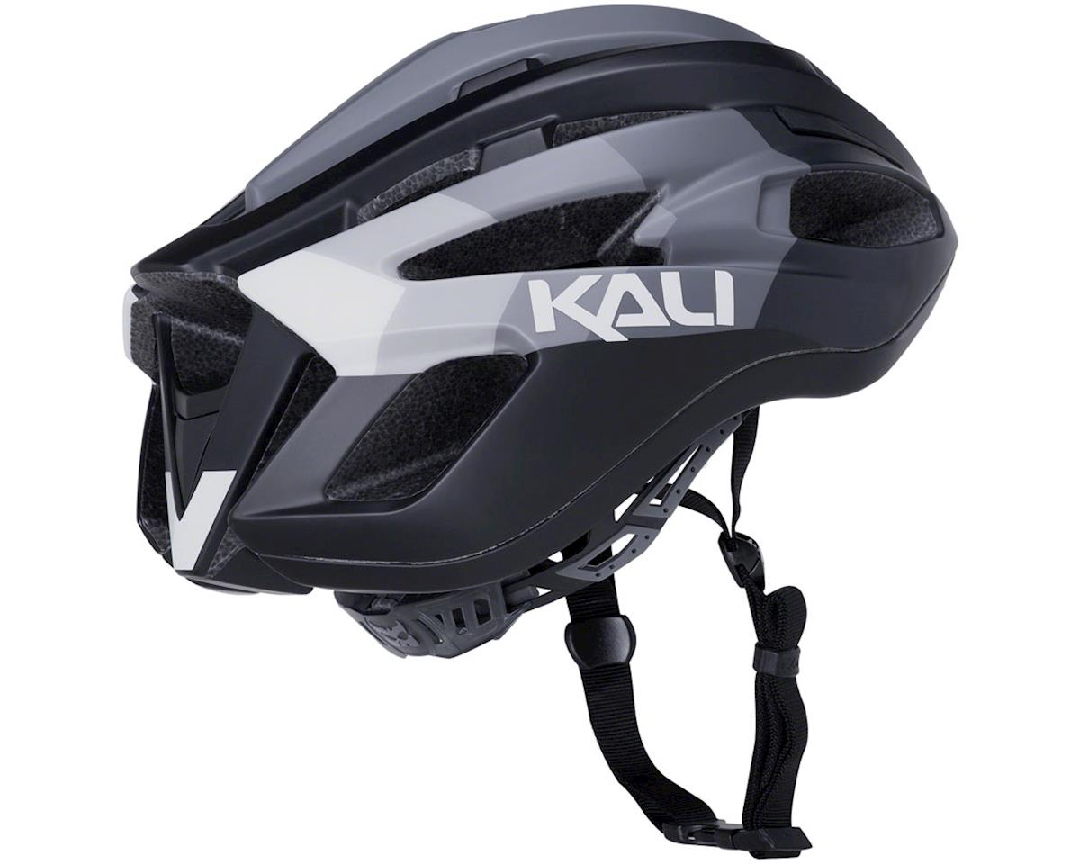Image 3 for Kali Therapy Bolt Helmet (Matte Black/Gray) (L/XL)