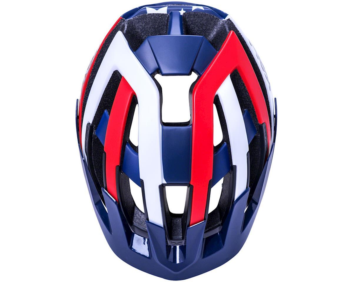 Image 2 for Kali Interceptor Helmet (Patriot Red/White/Blue) (L/XL)