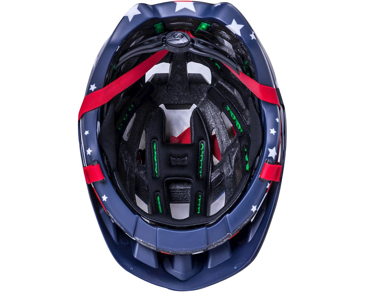 Image 4 for Kali Interceptor Helmet (Patriot Red/White/Blue) (L/XL)