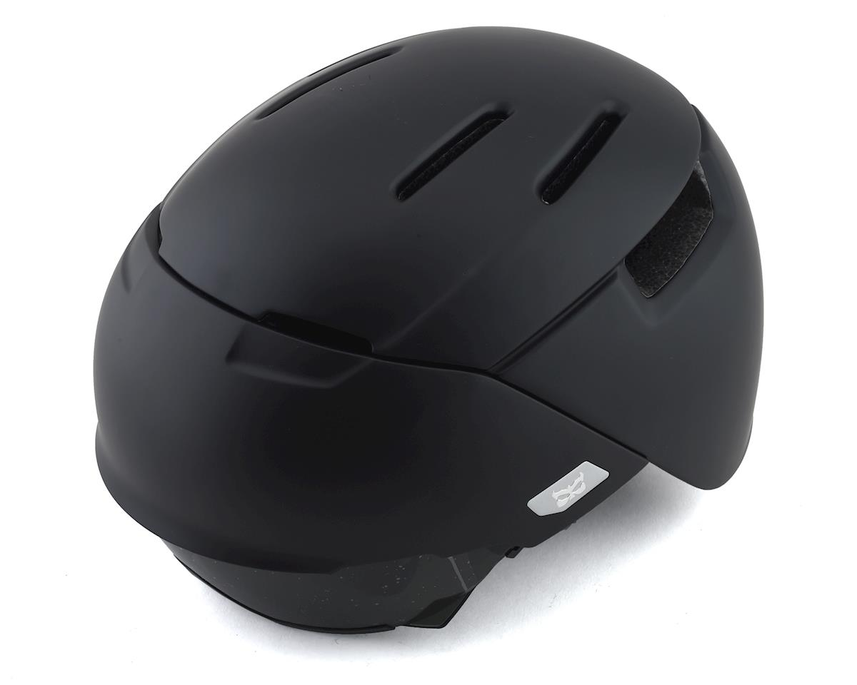 Kali City Helmet (Solid Matte Black)