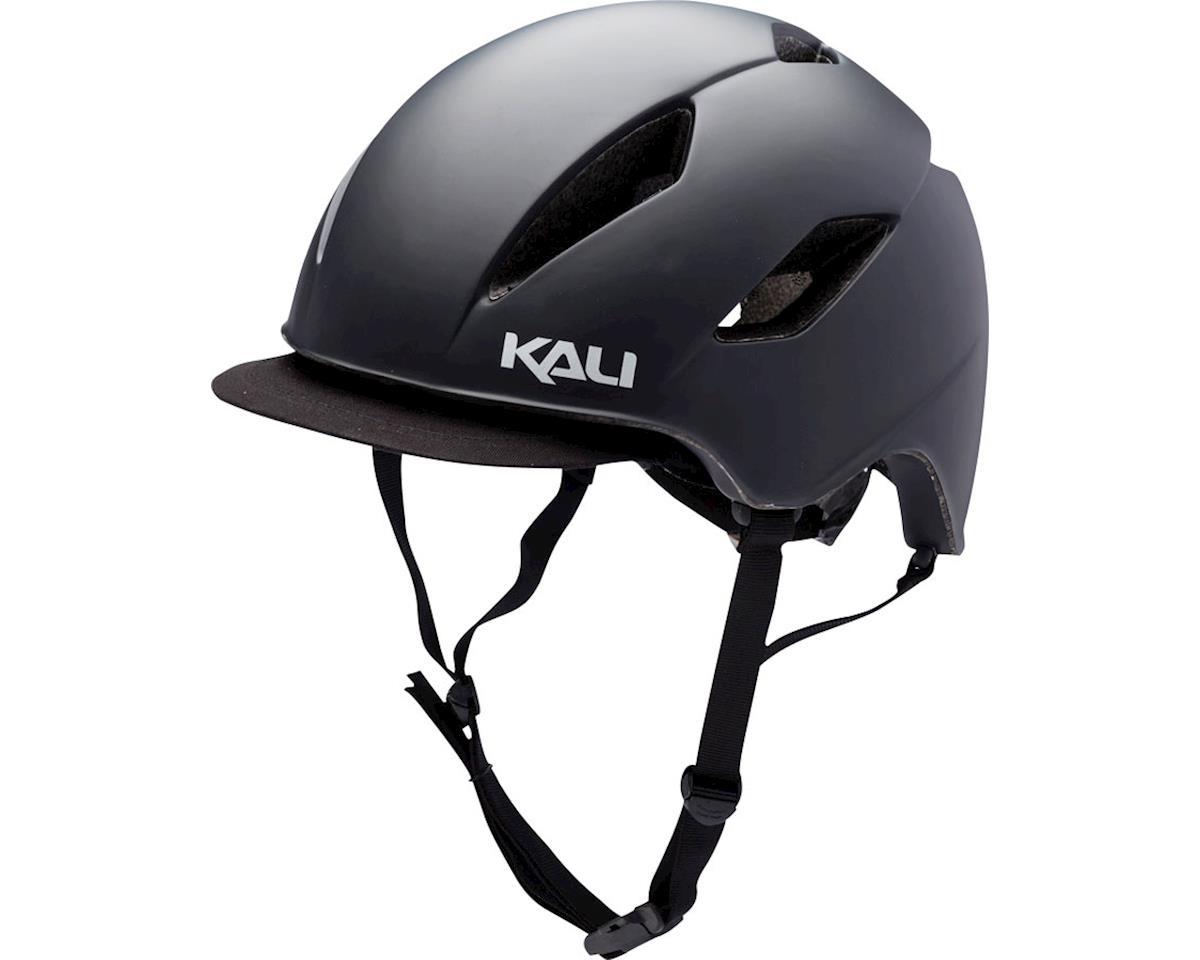 Kali Danu Helmet (Solid Matte Black) (S/M)