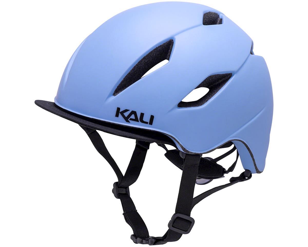 Kali Danu Helmet (Solid Matte Ice) (S/M)