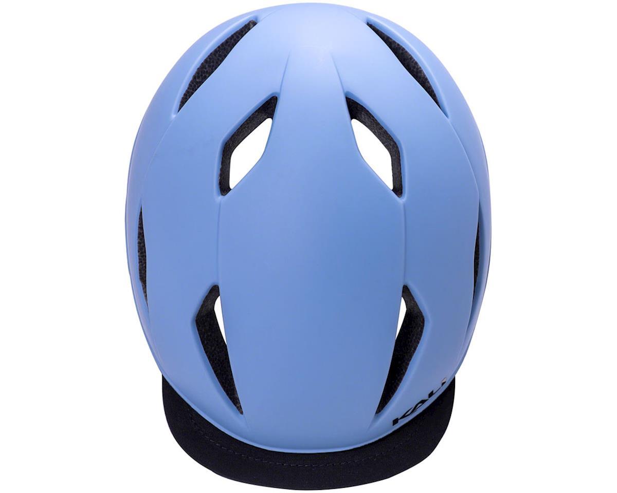 Kali Danu Helmet (Solid Matte Ice) (L/XL)