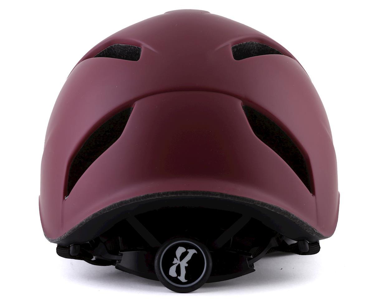 Kali Danu Helmet (Solid Matte Berry) (S/M)