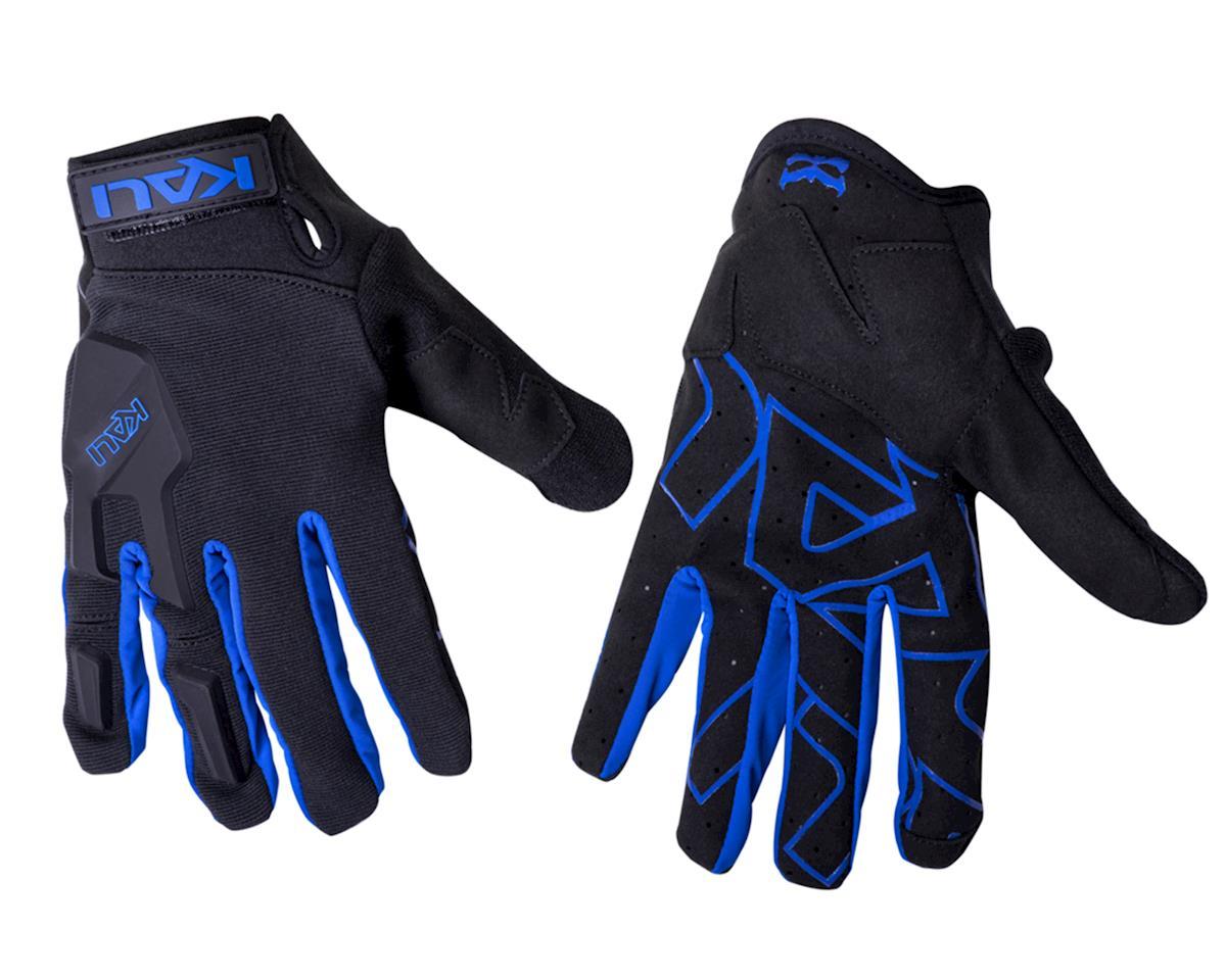 Kali Venture Gloves (Black/Blue)