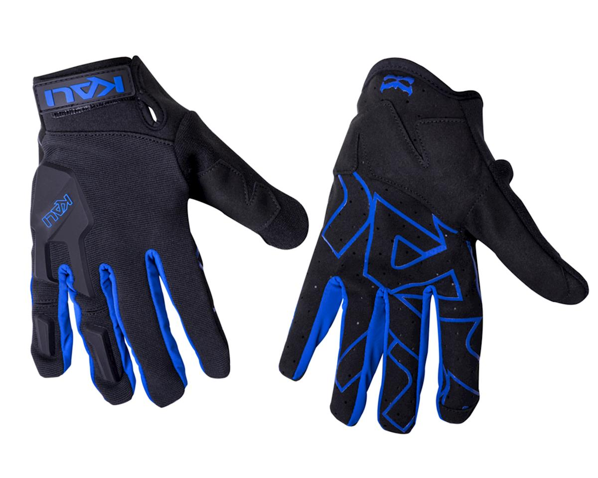 Kali Venture Gloves (Black/Blue) (XL)