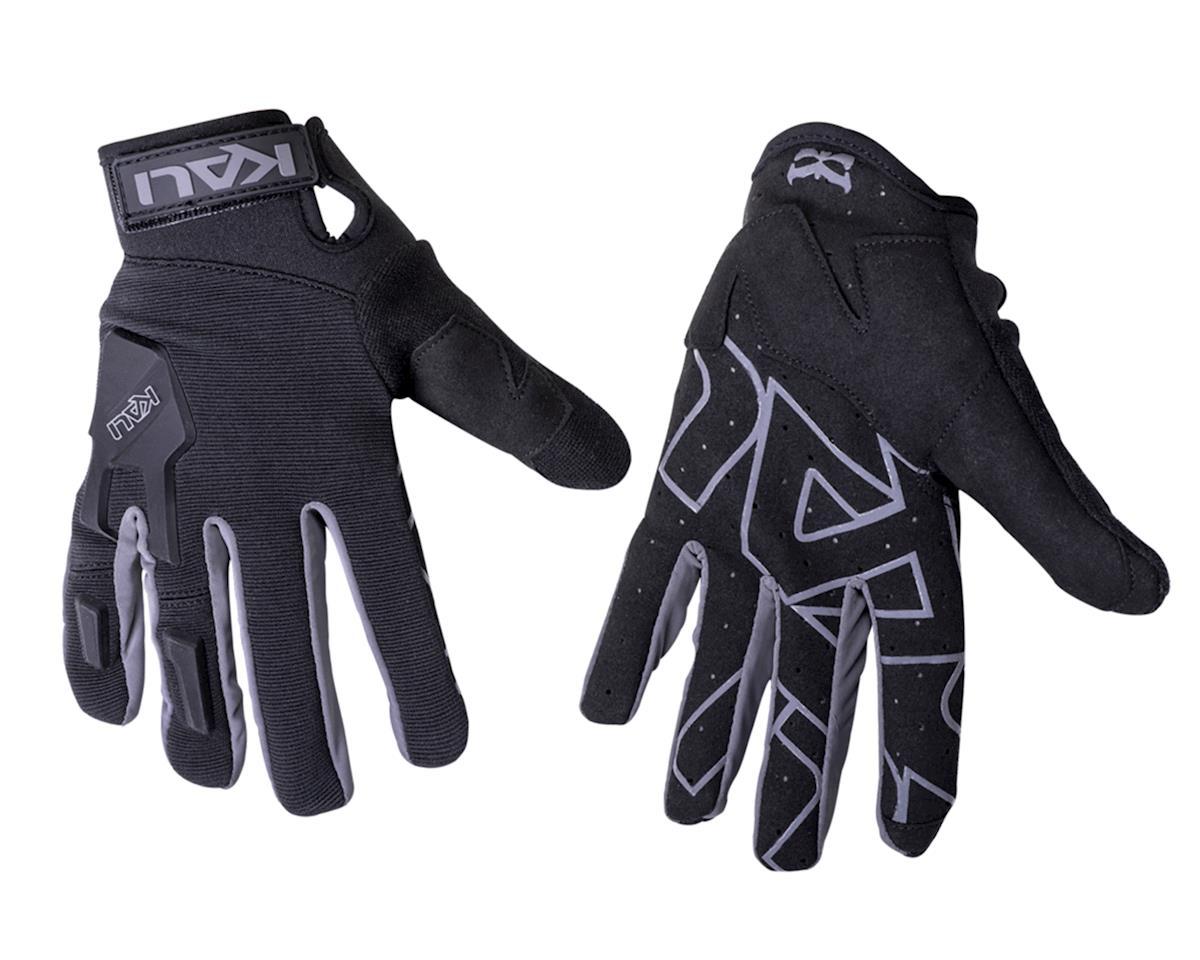 Kali Venture Gloves (Black/Grey) (XL)