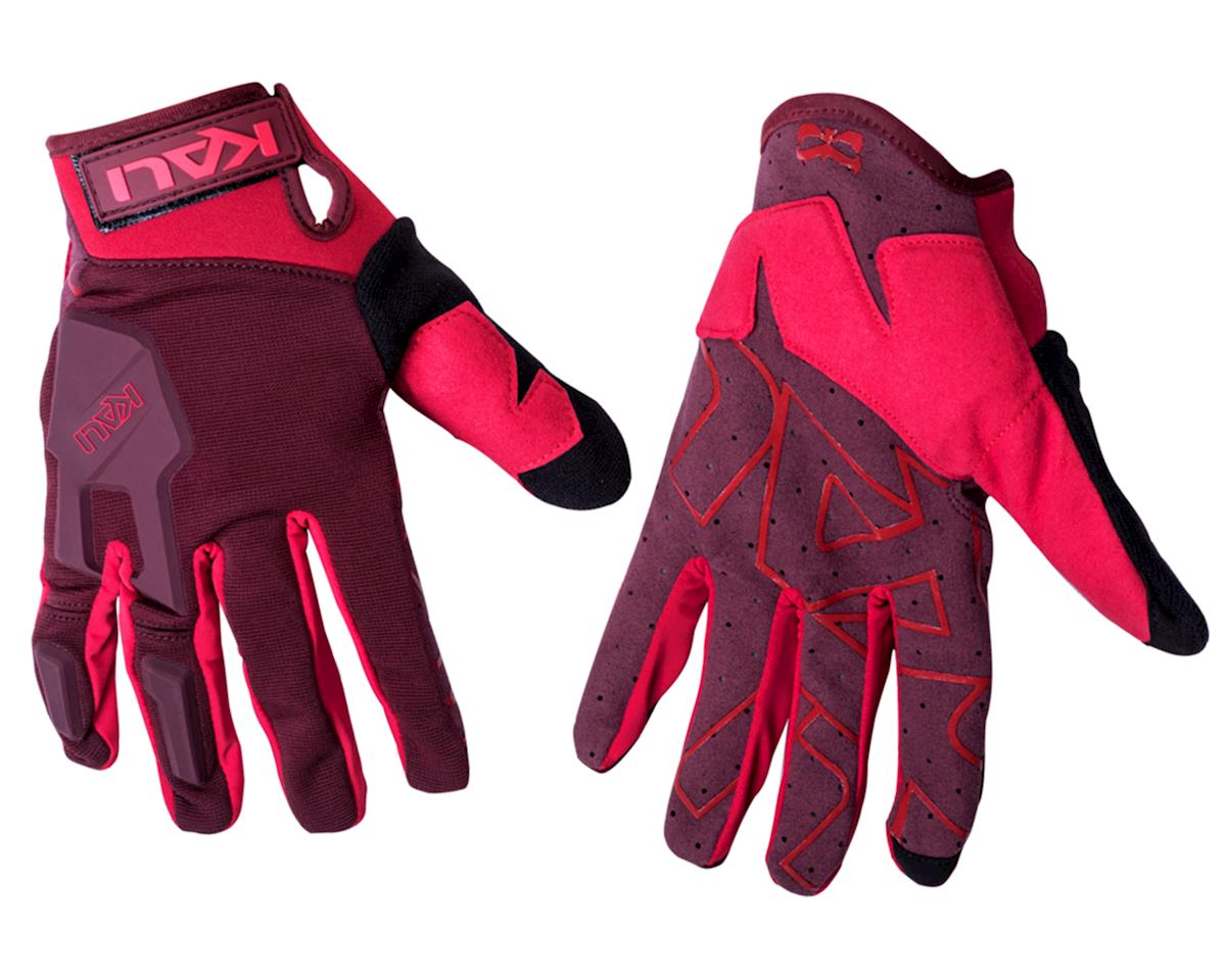 Kali Venture Gloves (Red) (M)