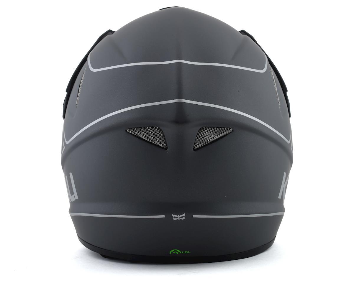 Image 2 for Kali Protectives Alpine Rage Full-Face Helmet - Matte Grey/Silver (M)