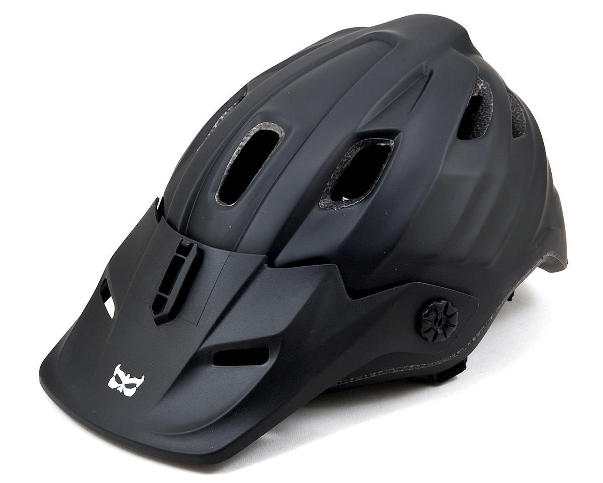Kali Protectives Maya 1.0 Helmet (Solid Matte Black) (S/M)